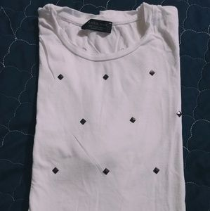Zara man shirt